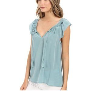 Joie Cotati Silk Sleeveless Blouse